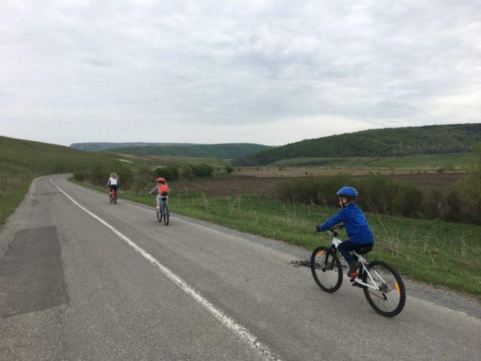 Cheile Turzii - bikes