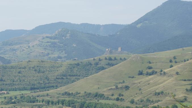 Coltesti - coltesti castle