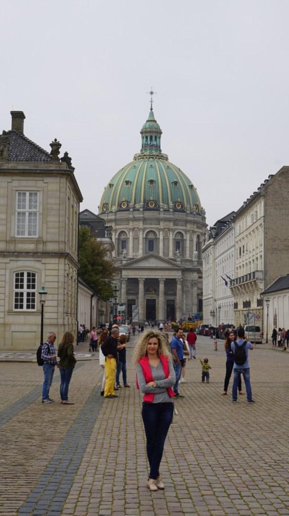Copenhaga - amalienborg2