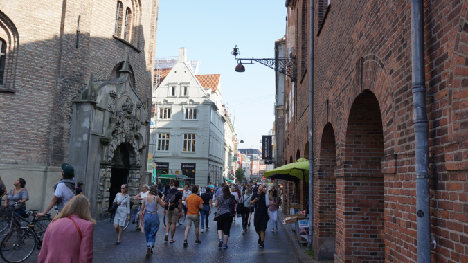 Copenhaga - tower