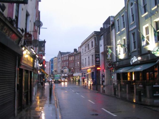 Cork - downtown