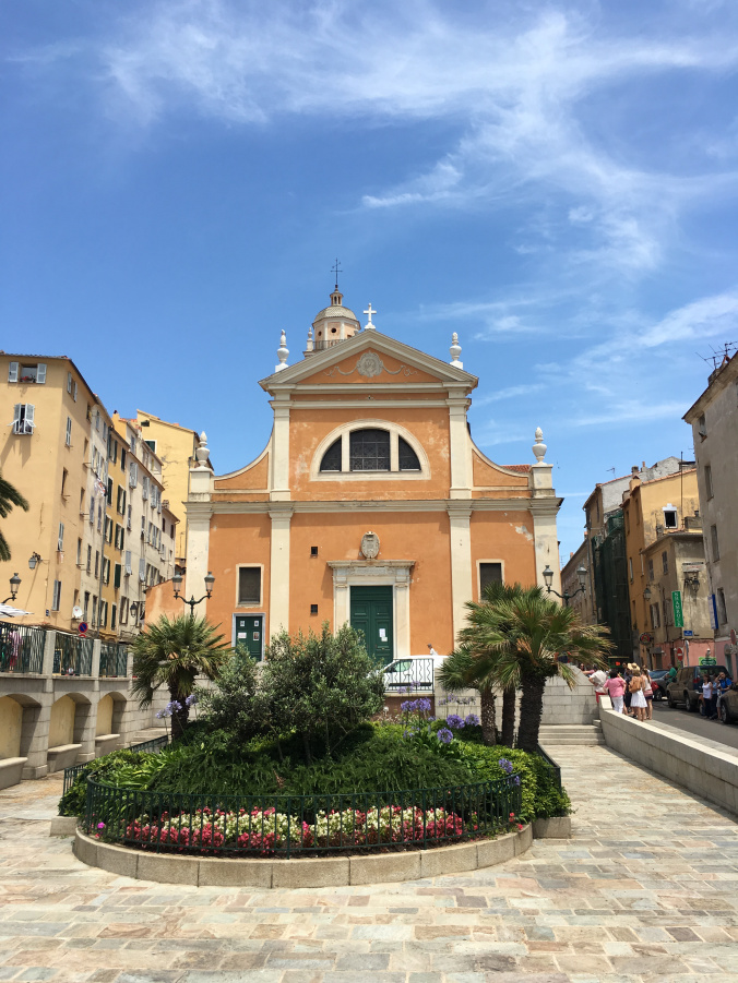 Corsica - church