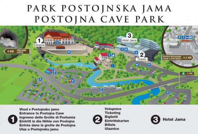 Croaziera pe Mediterana - postonja cave schedule