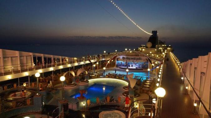 Croaziera pe Mediterana - ship