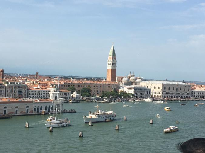 Croaziera pe Mediterana - venice san marco square