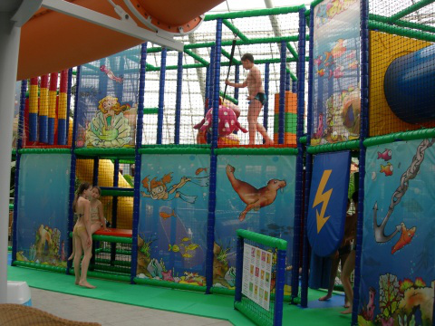 Debrecen Aquaticum - playground
