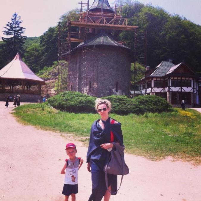 Defileul Dunarii - manastirea prislop