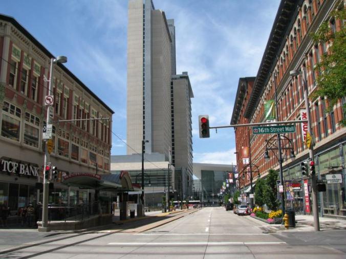 Denver - downtown