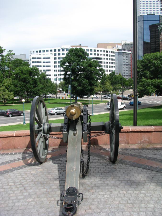 Denver - view
