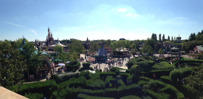 Disneyland Paris - overview