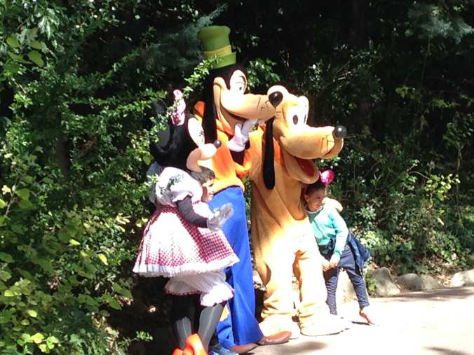 Disneyland Paris - pluto