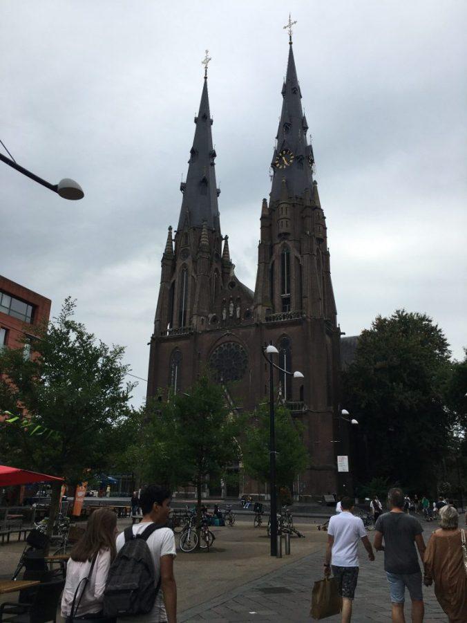 Eindhoven - church