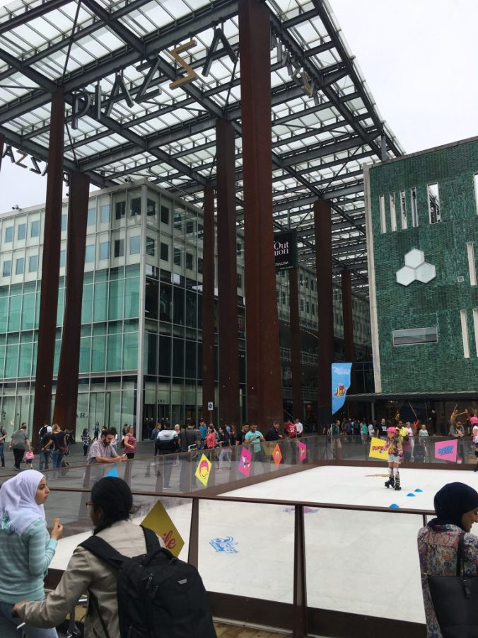 Eindhoven - downtown mall