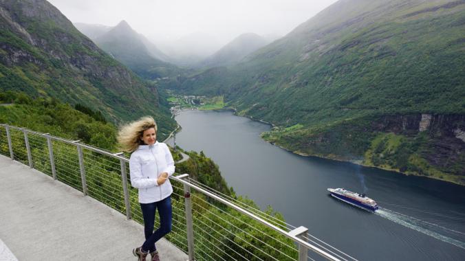 Geiranger - fjord