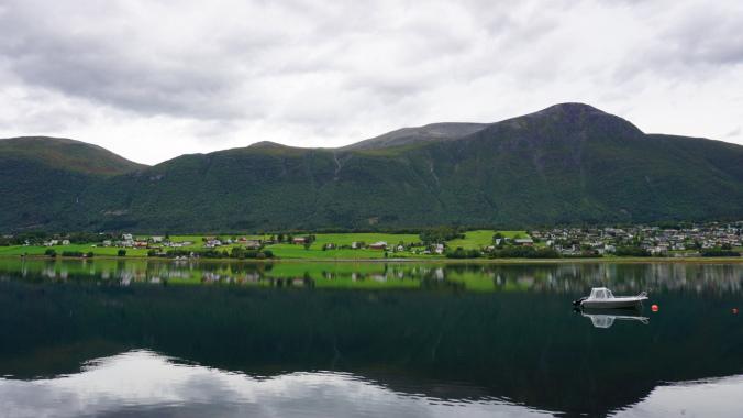 Geiranger - lake