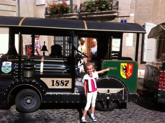 Geneva - train