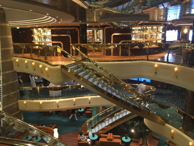 Genova - stairs