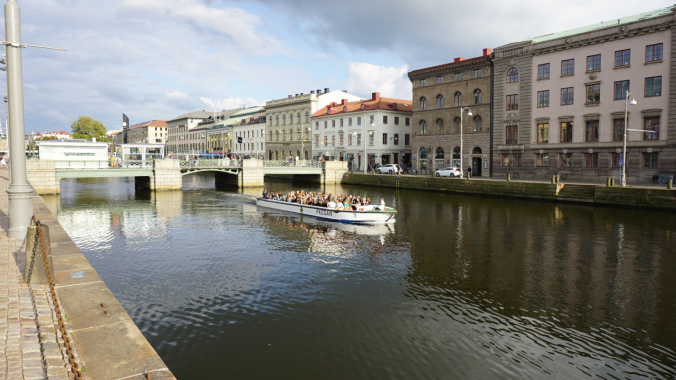 Goteborg - boat