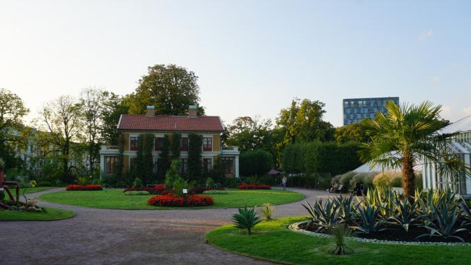 Goteborg - botanical garden2