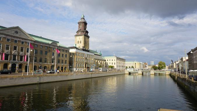 Goteborg - church