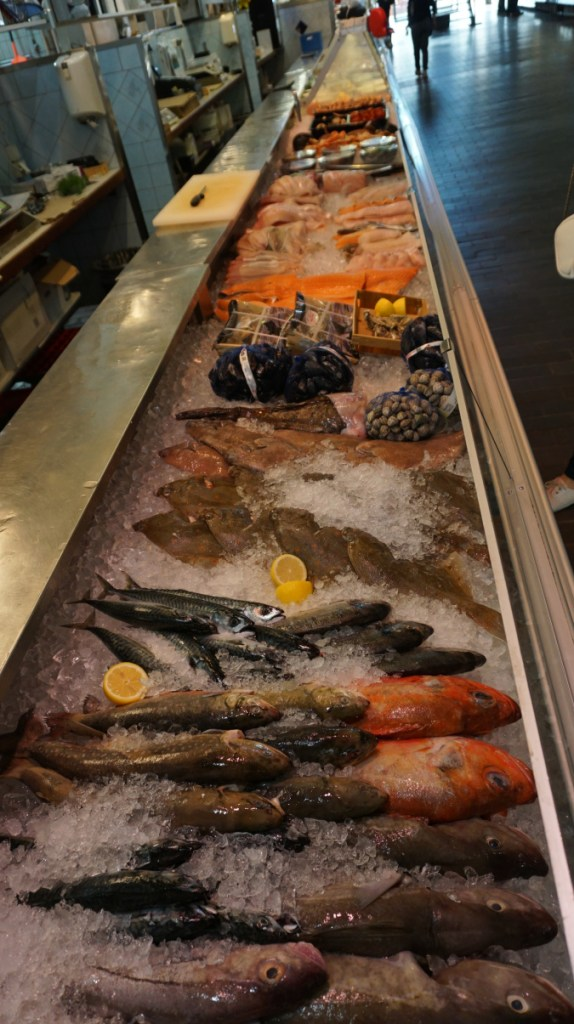 Goteborg - fish market1