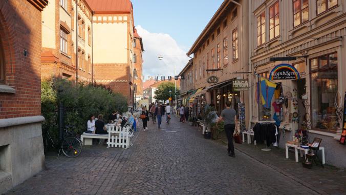 Goteborg - haga district2