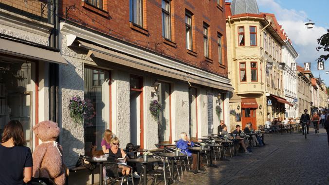 Goteborg - haga district3