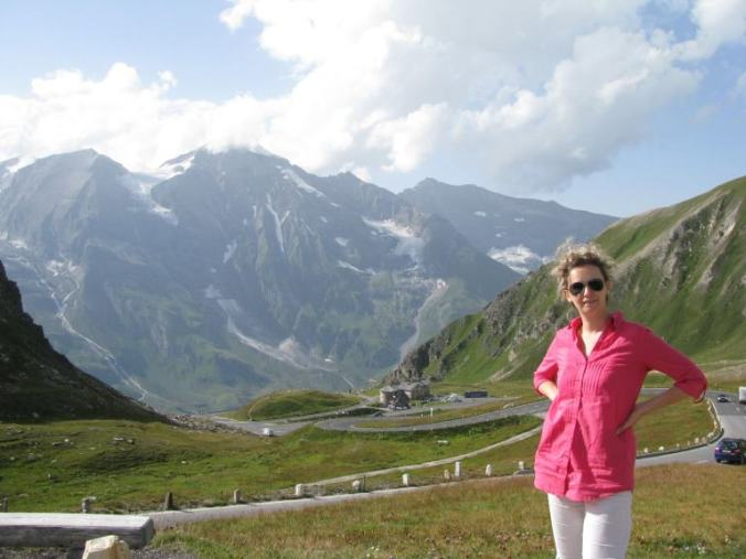 Grossglockner - road