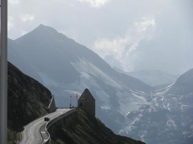 Grossglockner - view
