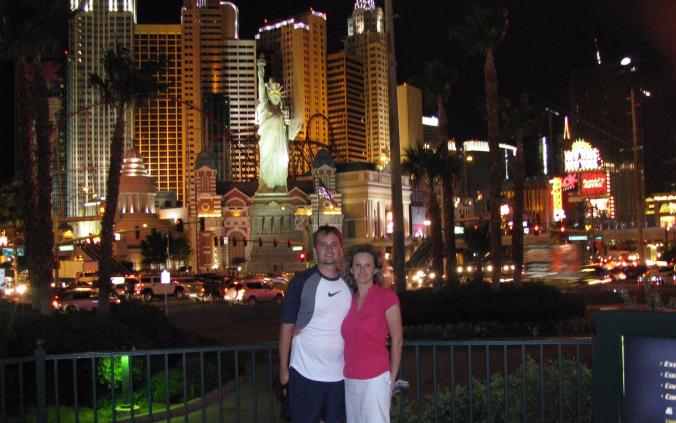 Las Vegas - new york hotel