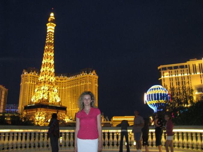 Las Vegas - paris hotel