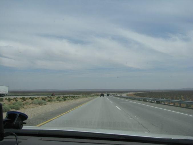 Las Vegas - road1
