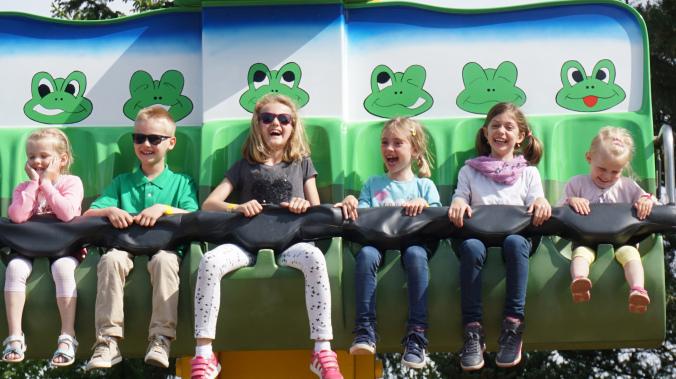 Legoland Danemarca - park attraction