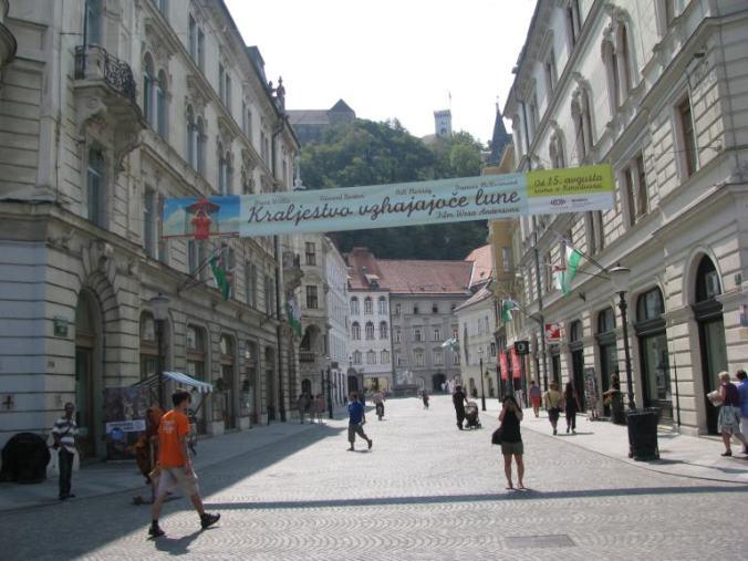 Ljubljana - castle