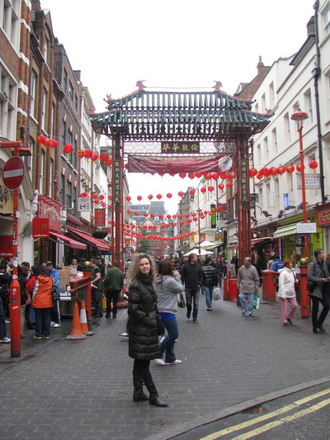 Londra - chinatown