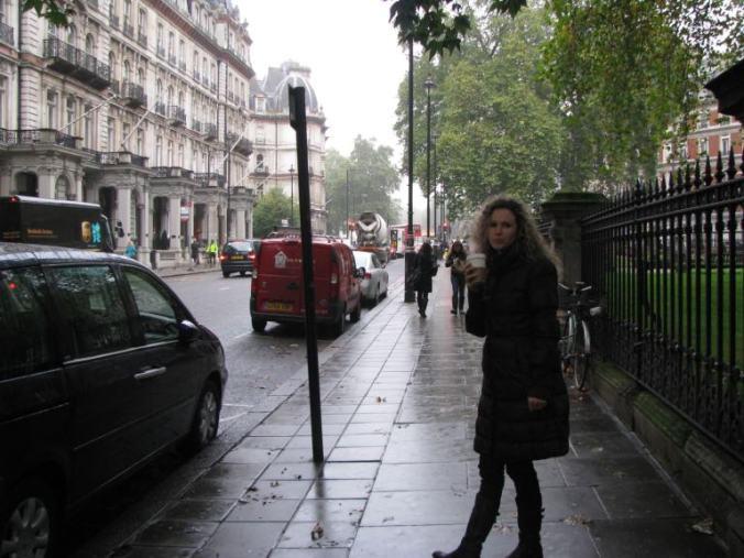 Londra - morning