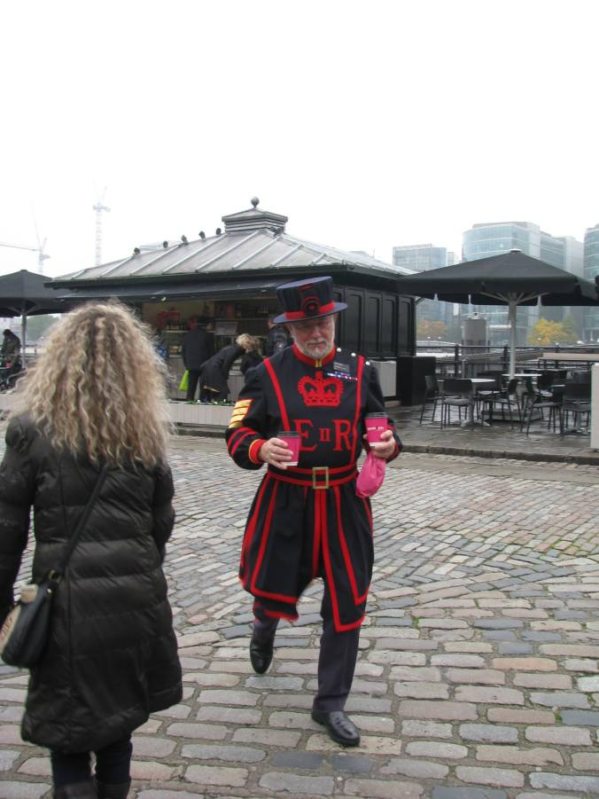 Londra - people
