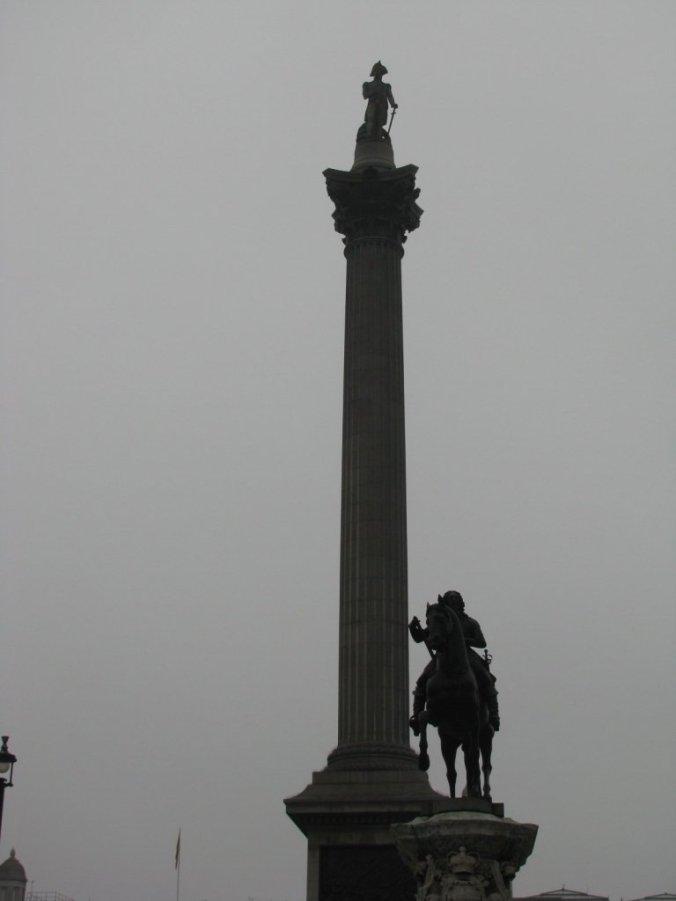 Londra - trafalgar square