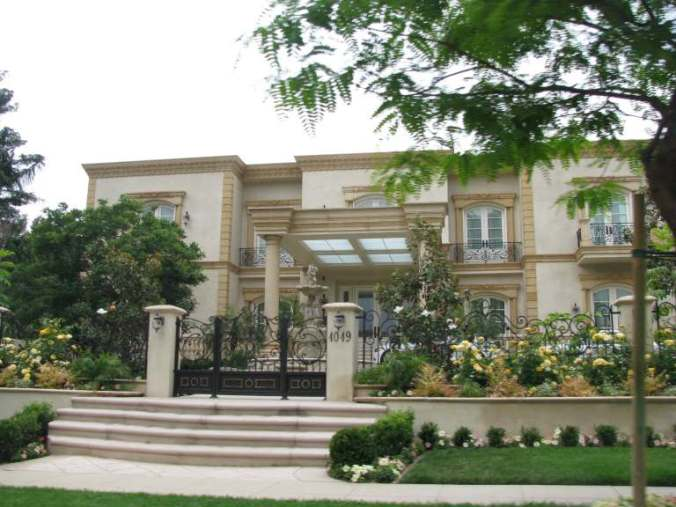 Los Angeles - beverly hills houses2
