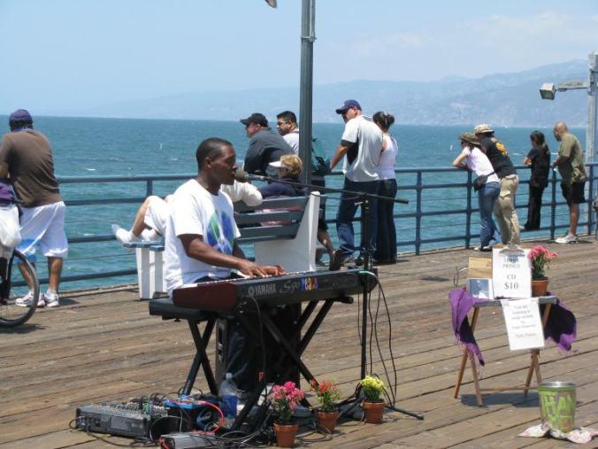 Los Angeles - santa monica pierr singer