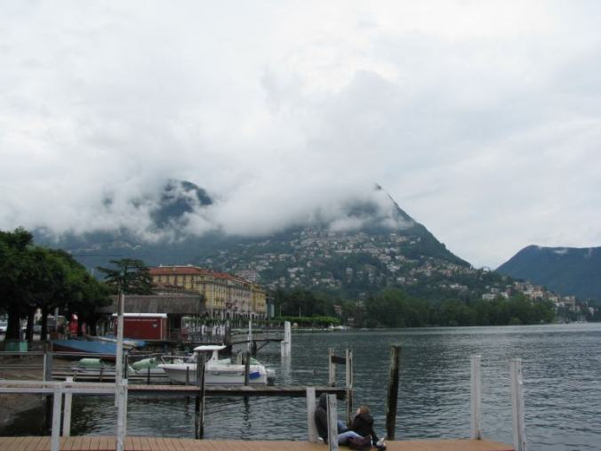 Lugano - lake