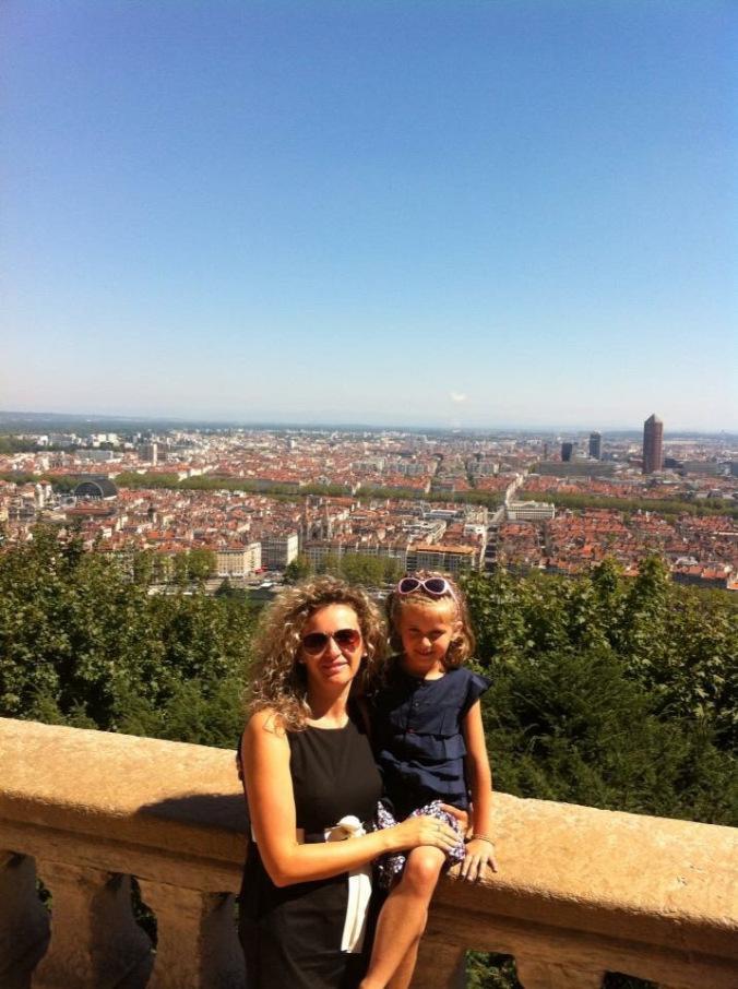 Lyon - panoramic view