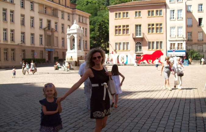 Lyon - square