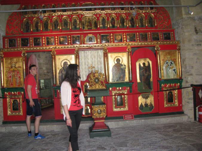 Manastirile din Moldova -cetatea neamt 10