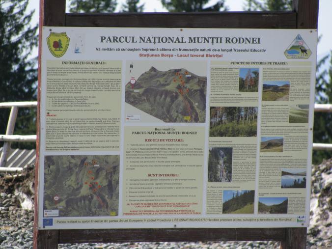 Manastirile din Moldova - parcul national muntii rodnei
