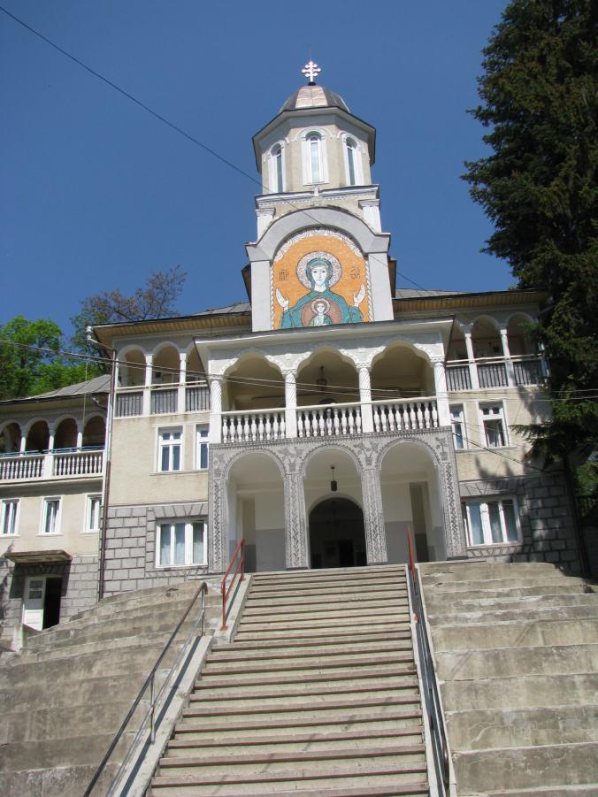 Manastirile din Moldova - rohia1