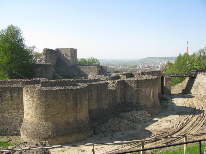Manastirile din Moldova - suceava cetatea de scaun1