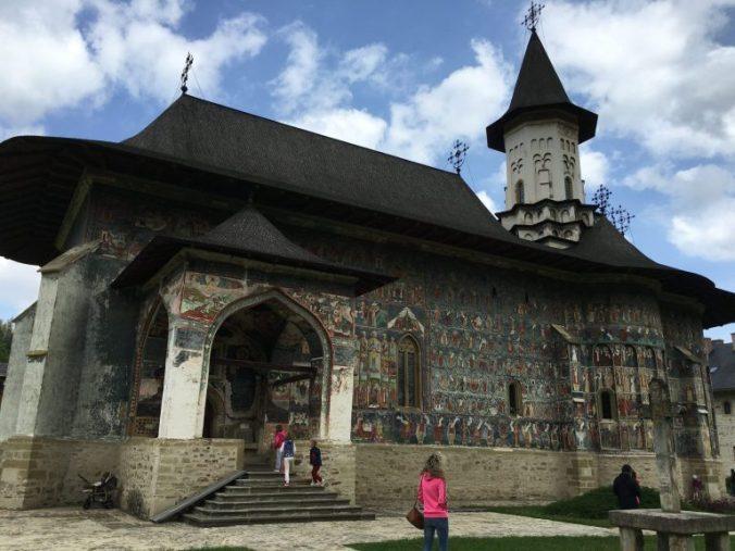 Manastirile din Moldova - sucevita