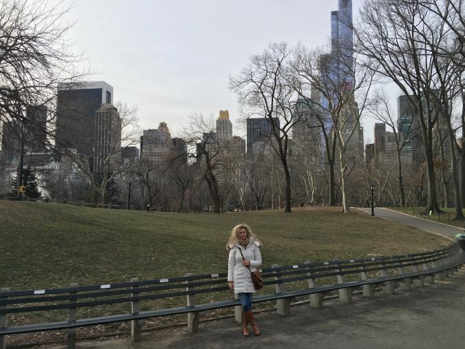 Manhattan - central park