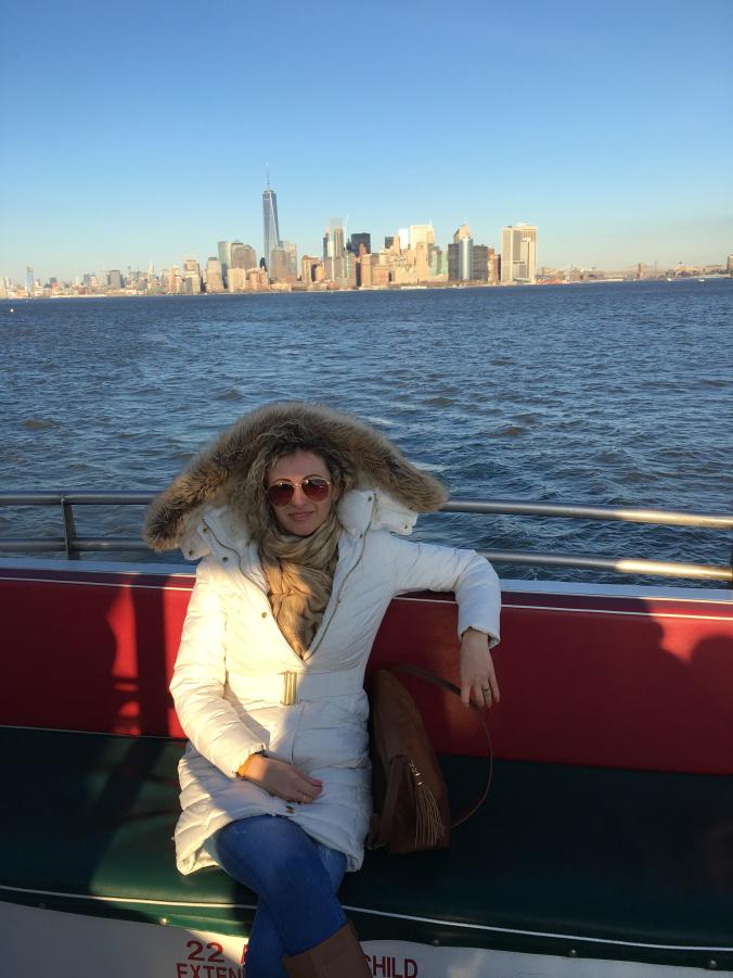 Manhattan - skyline